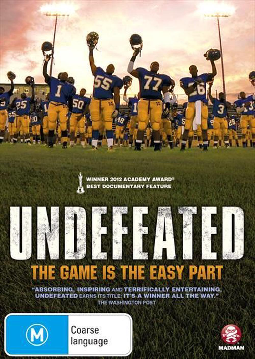 c295b3b438 Undefeated, DVD | Buy online at The Nile