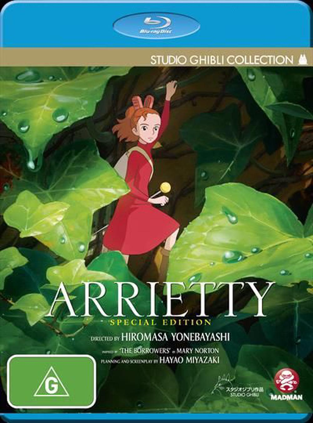 Arrietty : Special Edition