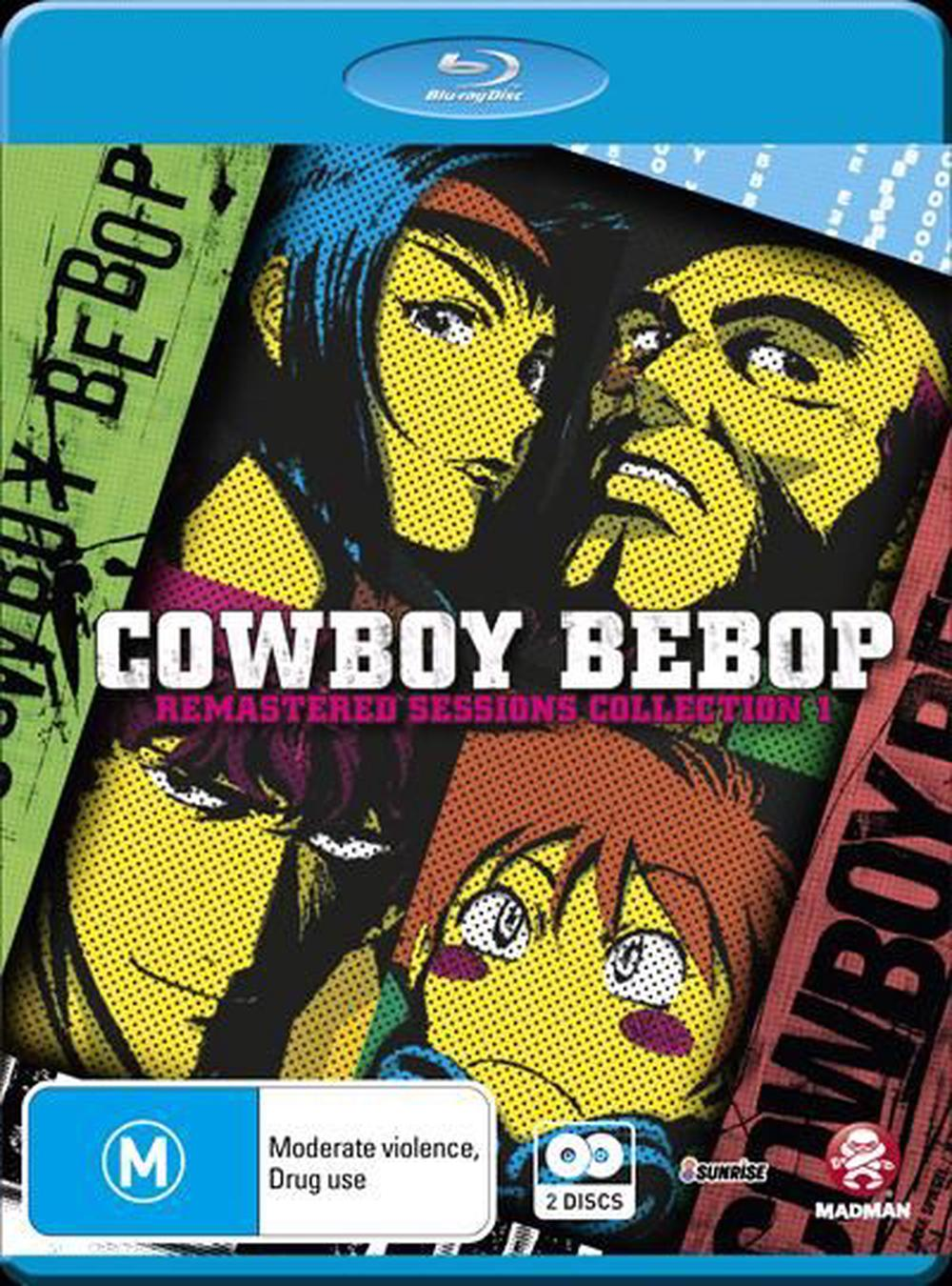 Cowboy Bebop - Remastered Sessions : Collection 1 : Eps 1-13