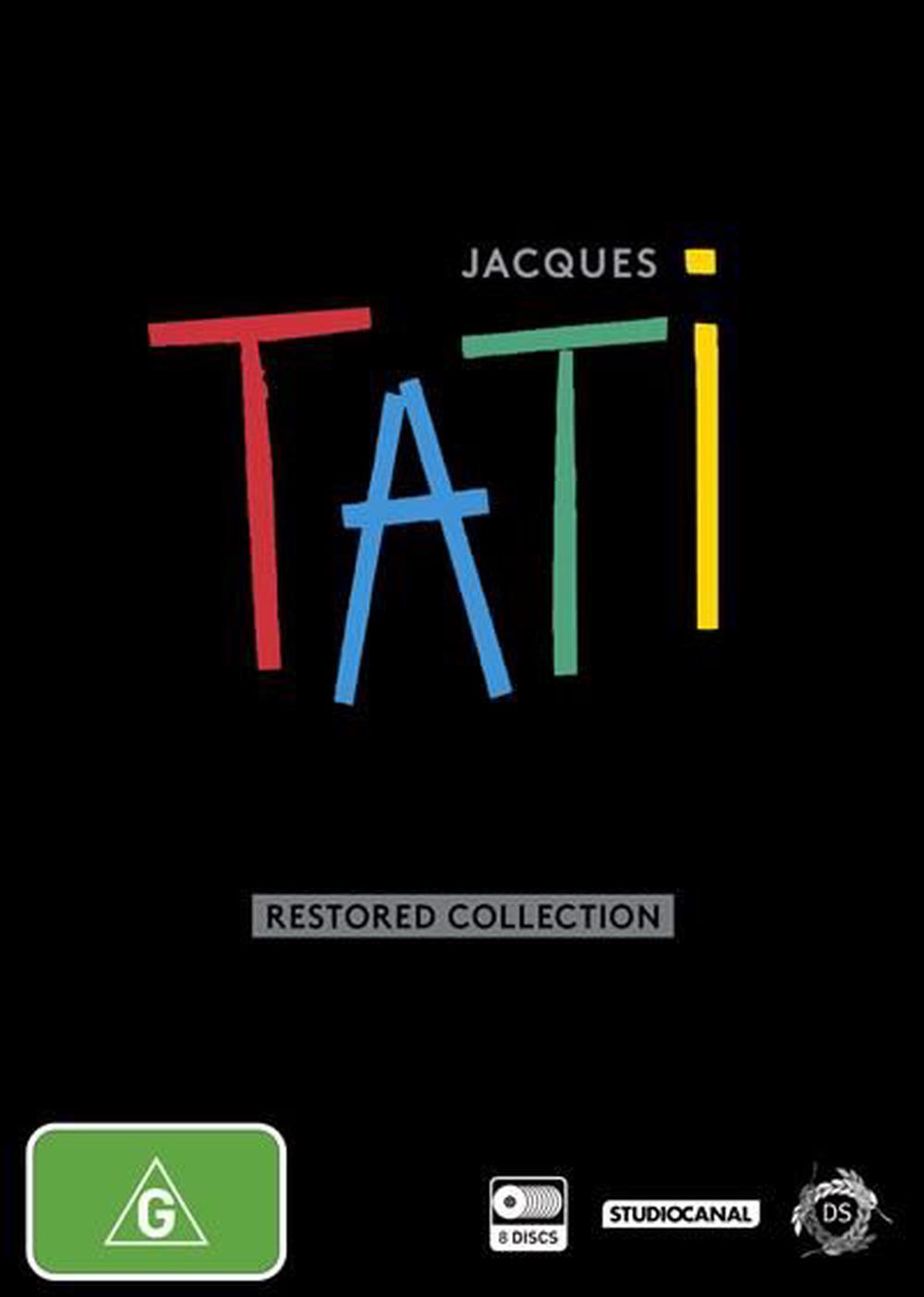 Jacques Tati | Restored Collection