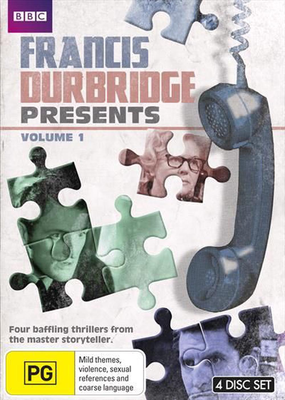 Francis Durbridge Presents... : Vol 1