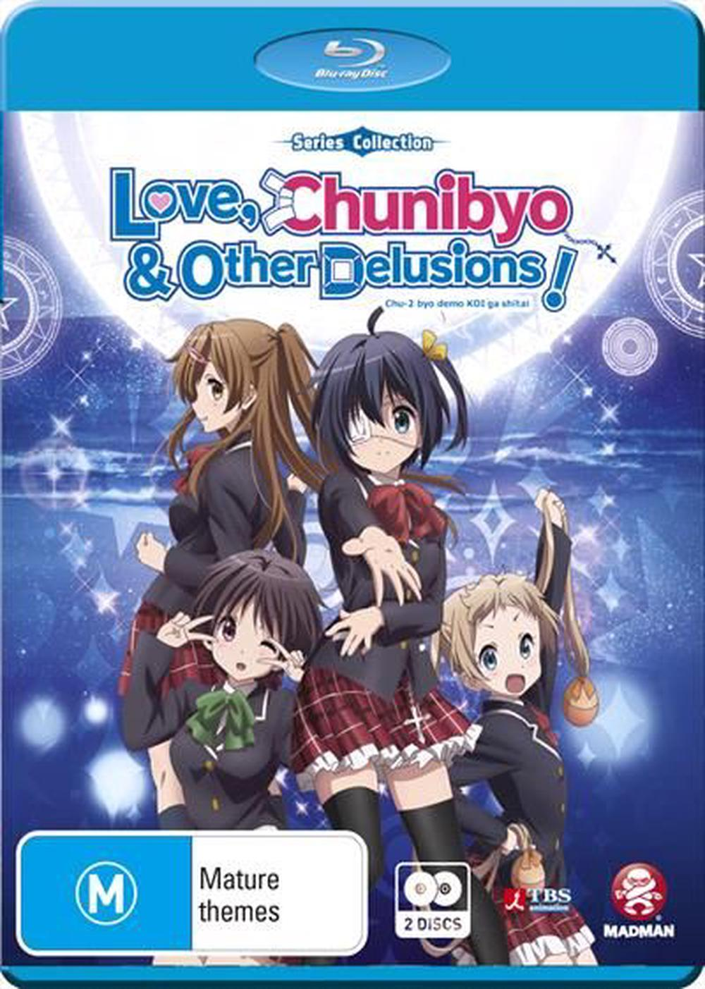 Love, Chunibyo & Other Delusions | Series Collection