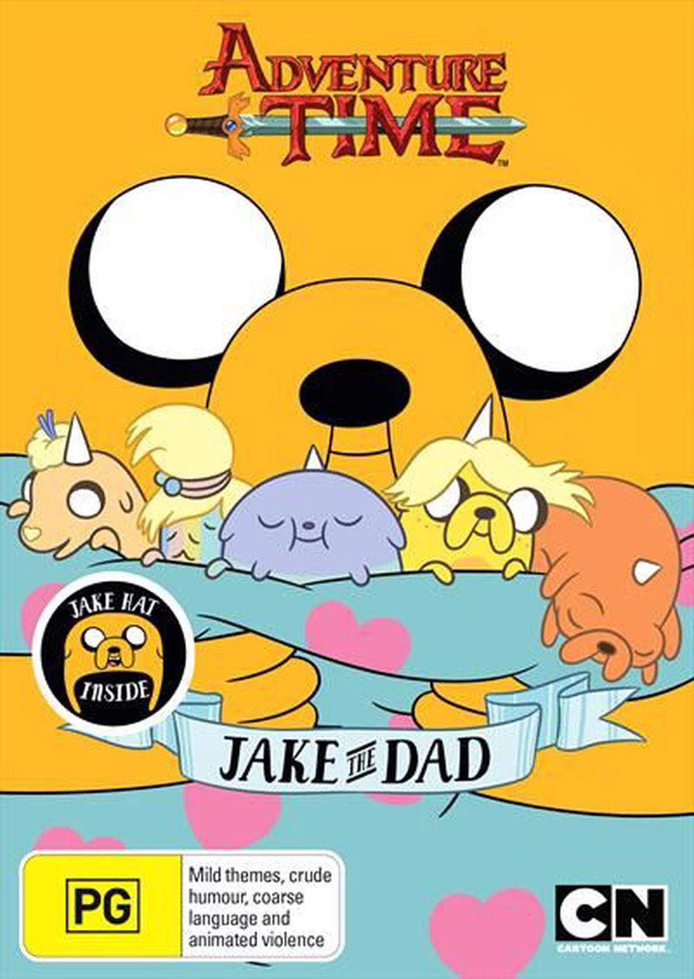 Adventure Time - Jake The Dad : Collection 5 | With Jake Hat