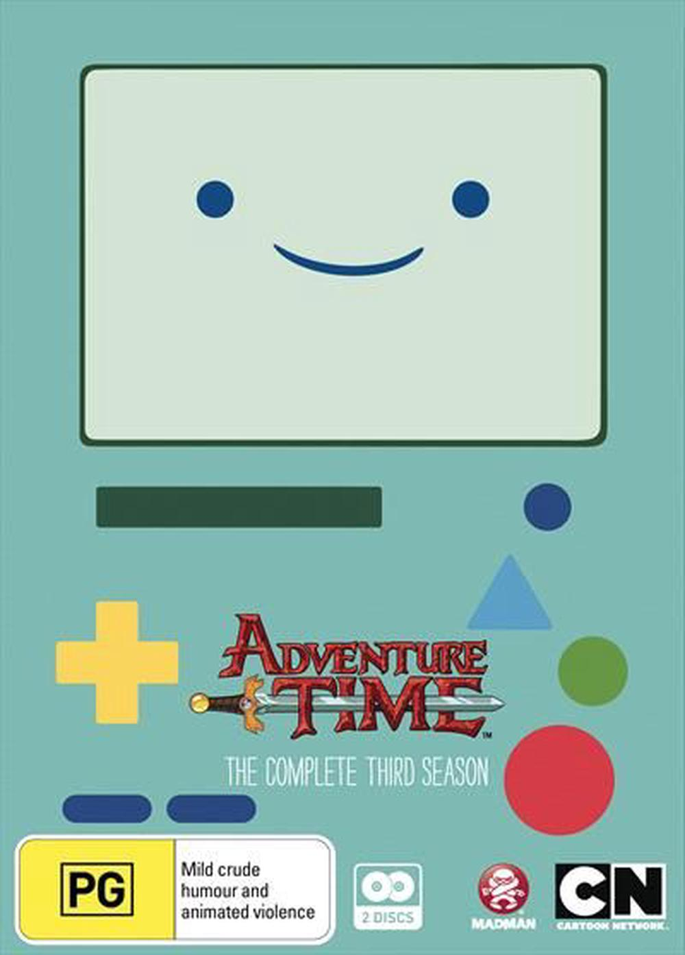 Adventure Time : Season 3