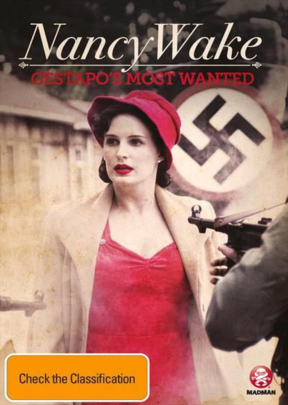 Nancy Wake - Gestapo's Most Wanted