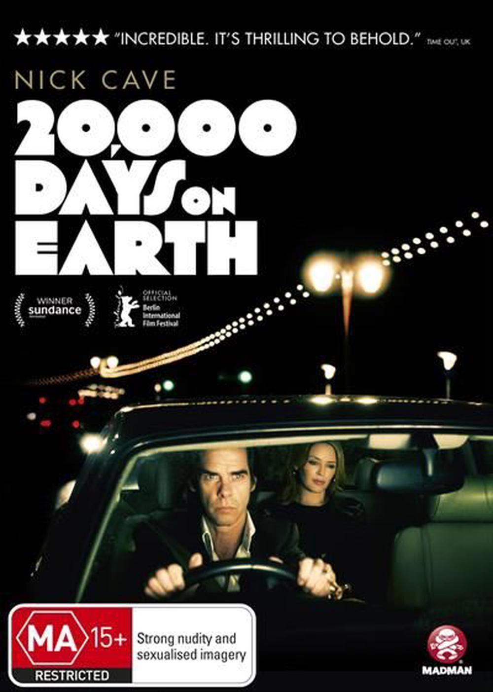 Nick Cave - 20,000 Days On Earth