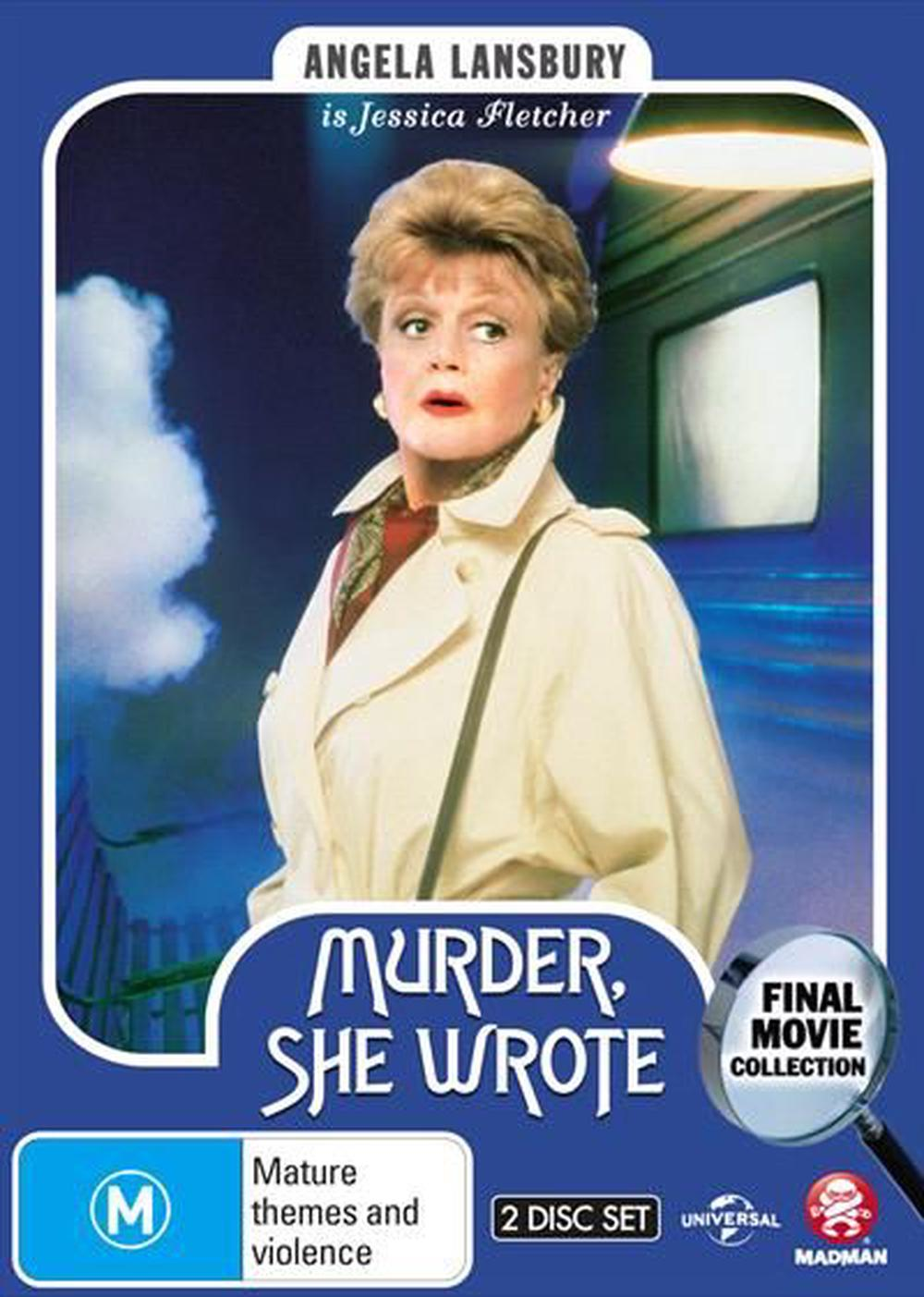 Murder, She Wrote - Final Movies, The | Collection