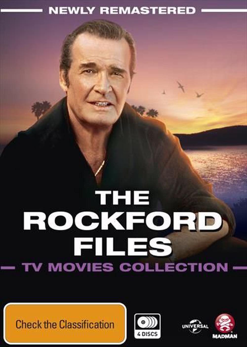 Rockford Files, The - TV Movies : Remastered | Collection