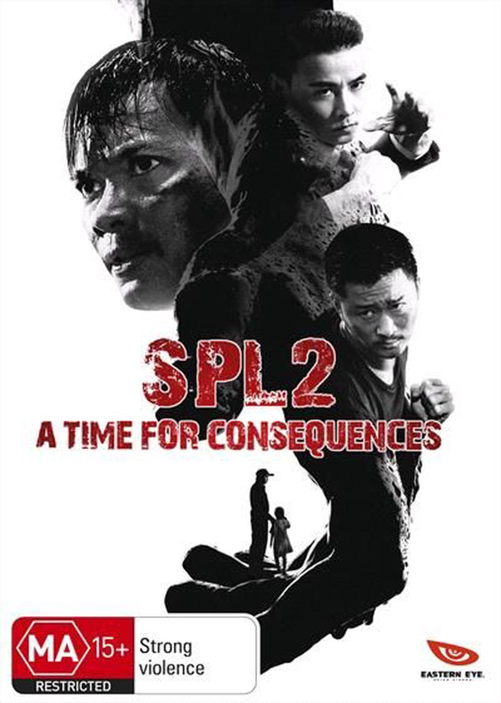 Spl 2 - Time For Consequences, A