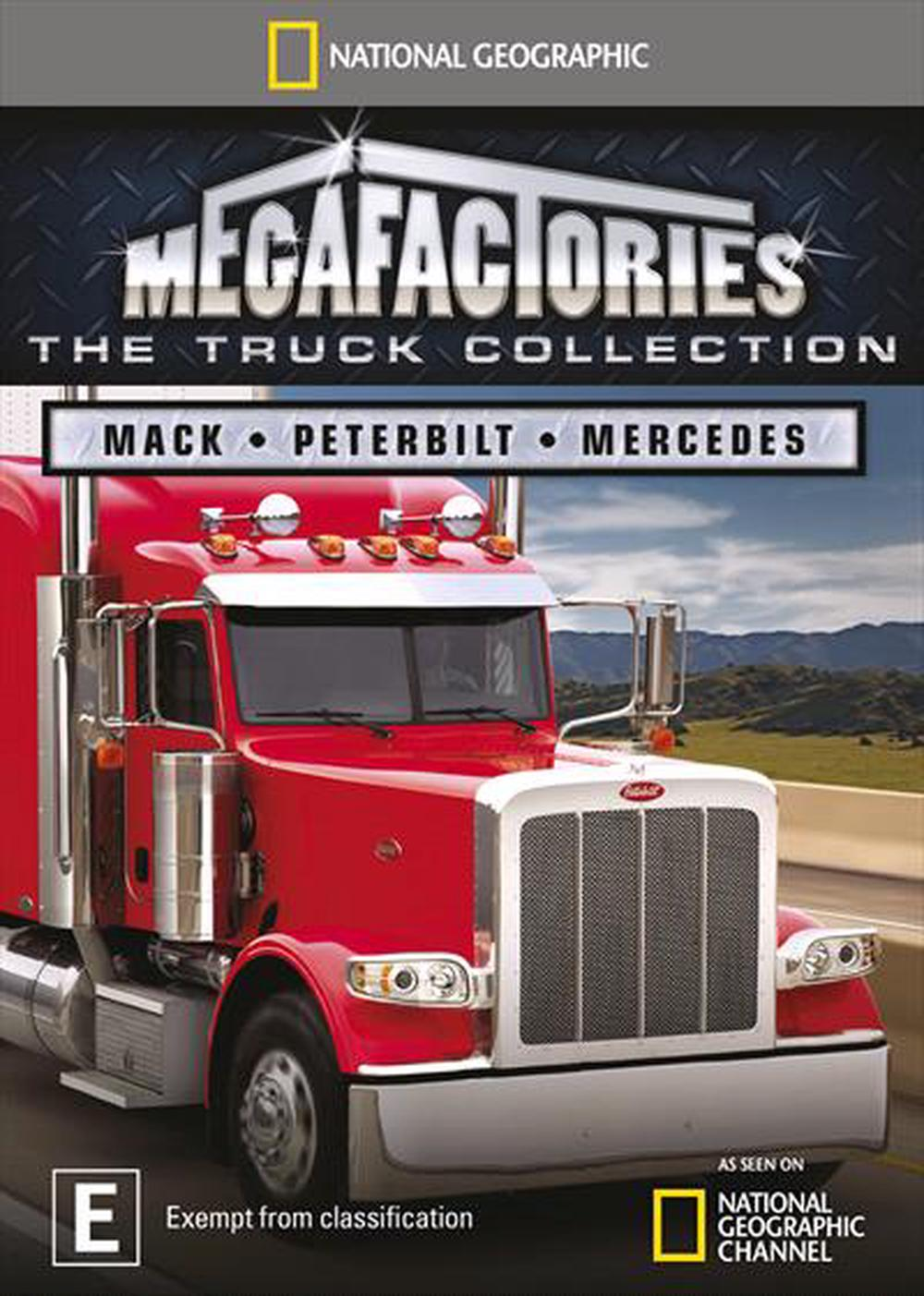 National Geographic - Megafactories - Truck Collection, The
