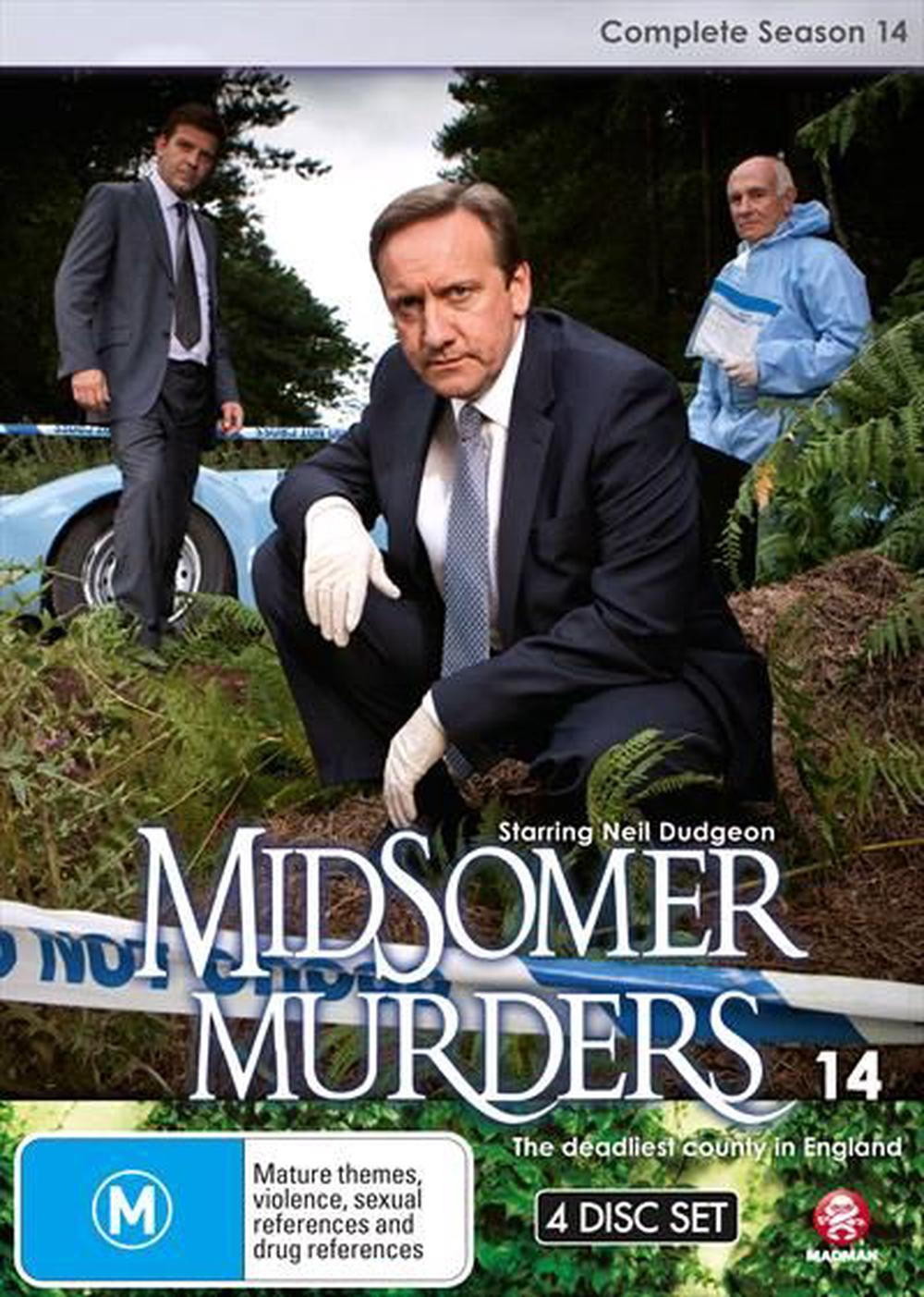 Midsomer Murders : Season 14 | Single Case Version