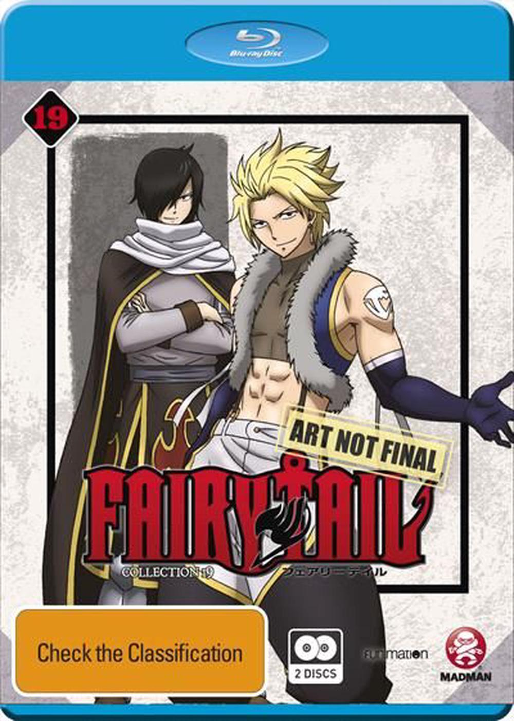 Fairy Tail : Collection 19 : Eps 213-226