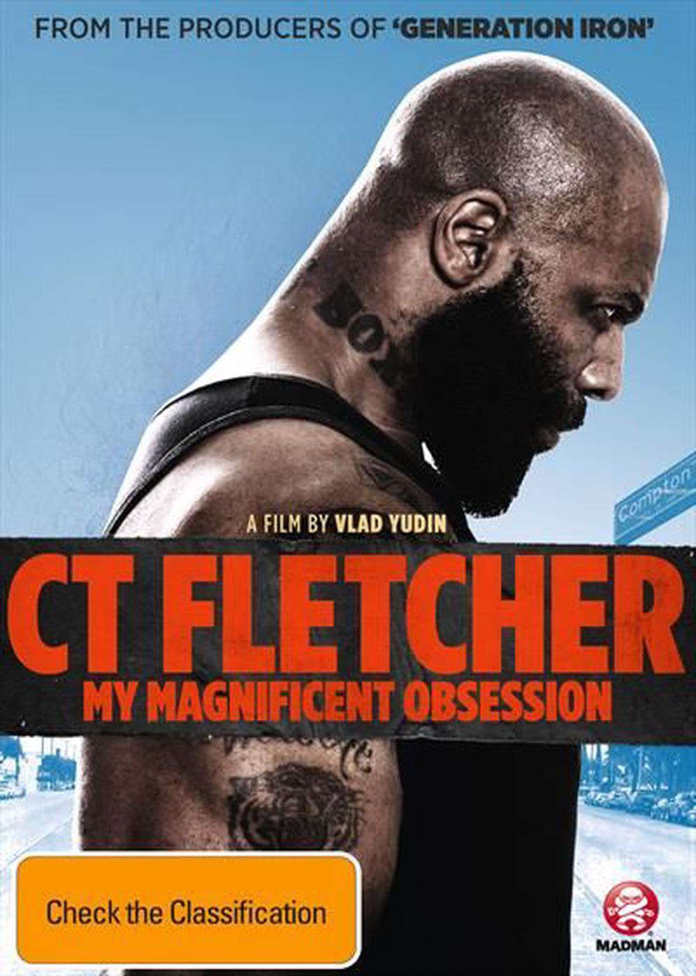 CT Fletcher - My Magnificent Obsession