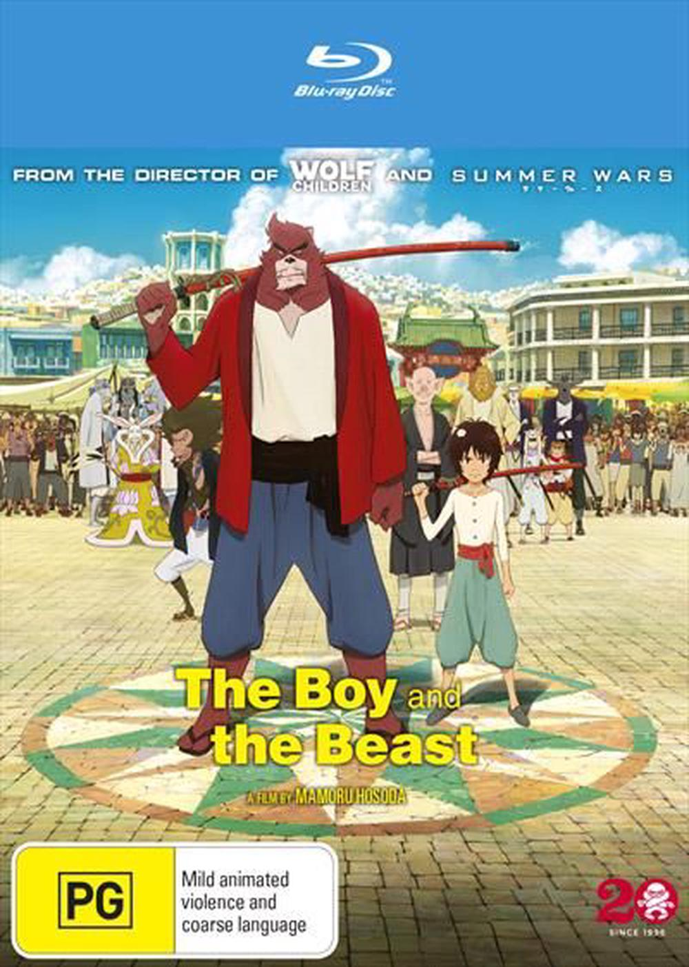 Boy And The Beast, The : Collector's Edition