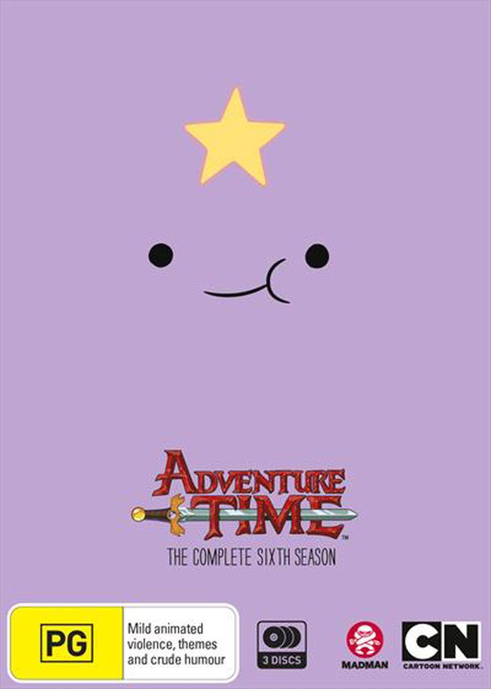 Adventure Time : Season 6