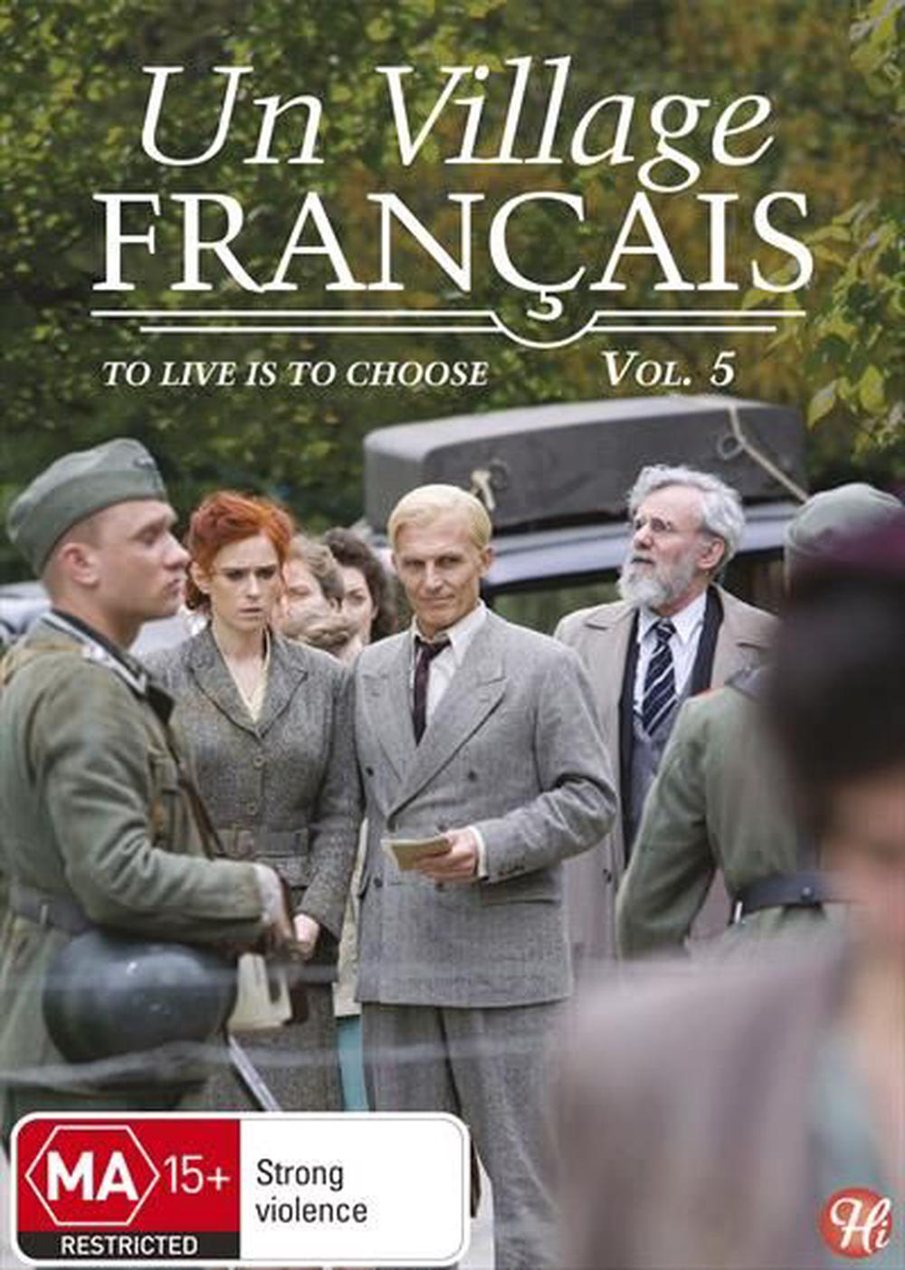 Un Village Francais : Vol 5
