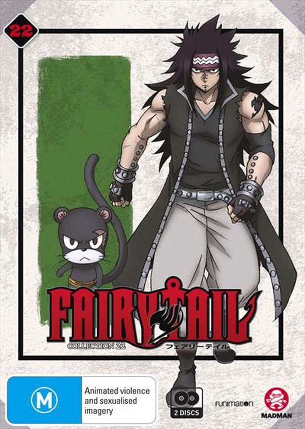 Fairy Tail : Collection 22 : Eps 253-265