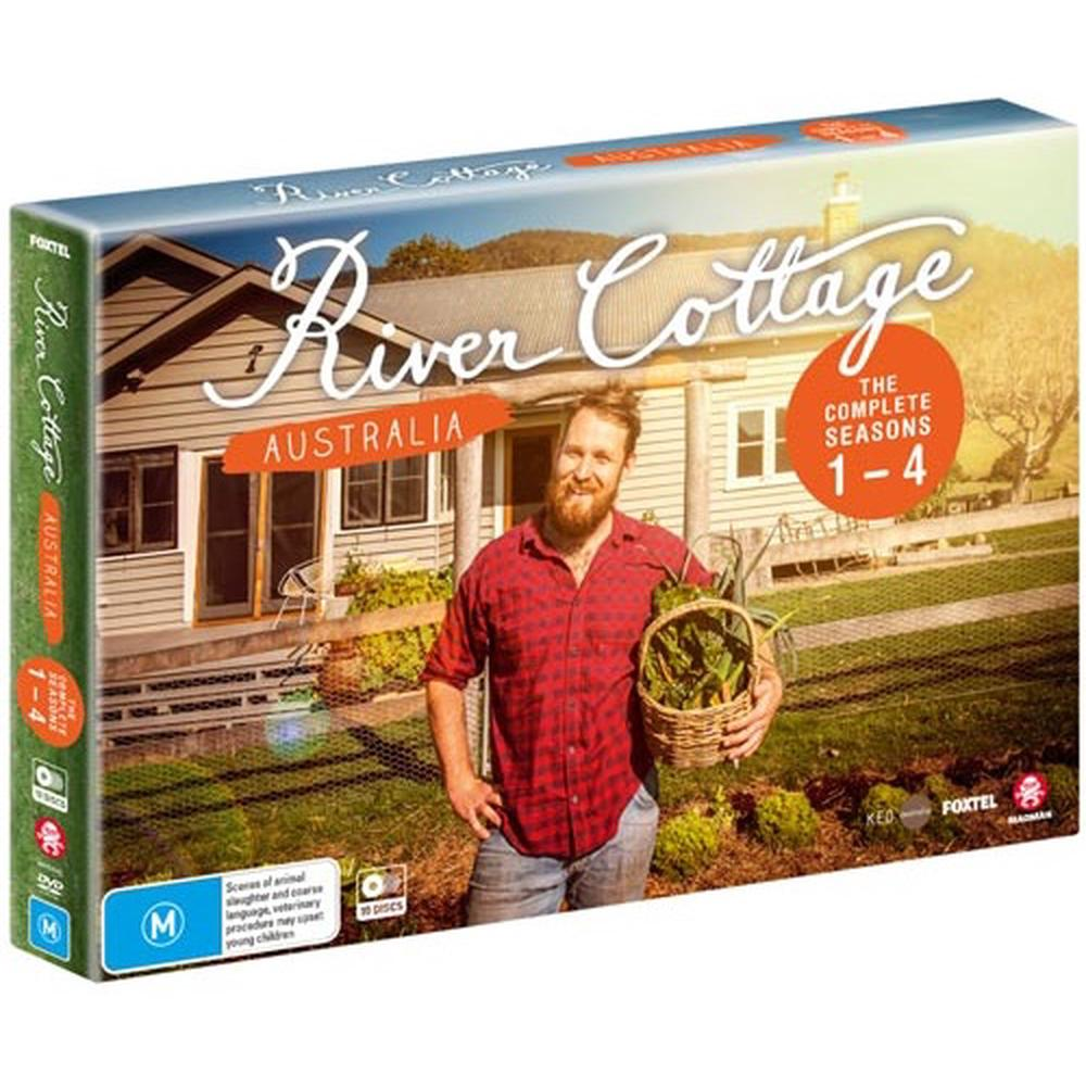 River Cottage - Australia : Series 1-4 | Boxset