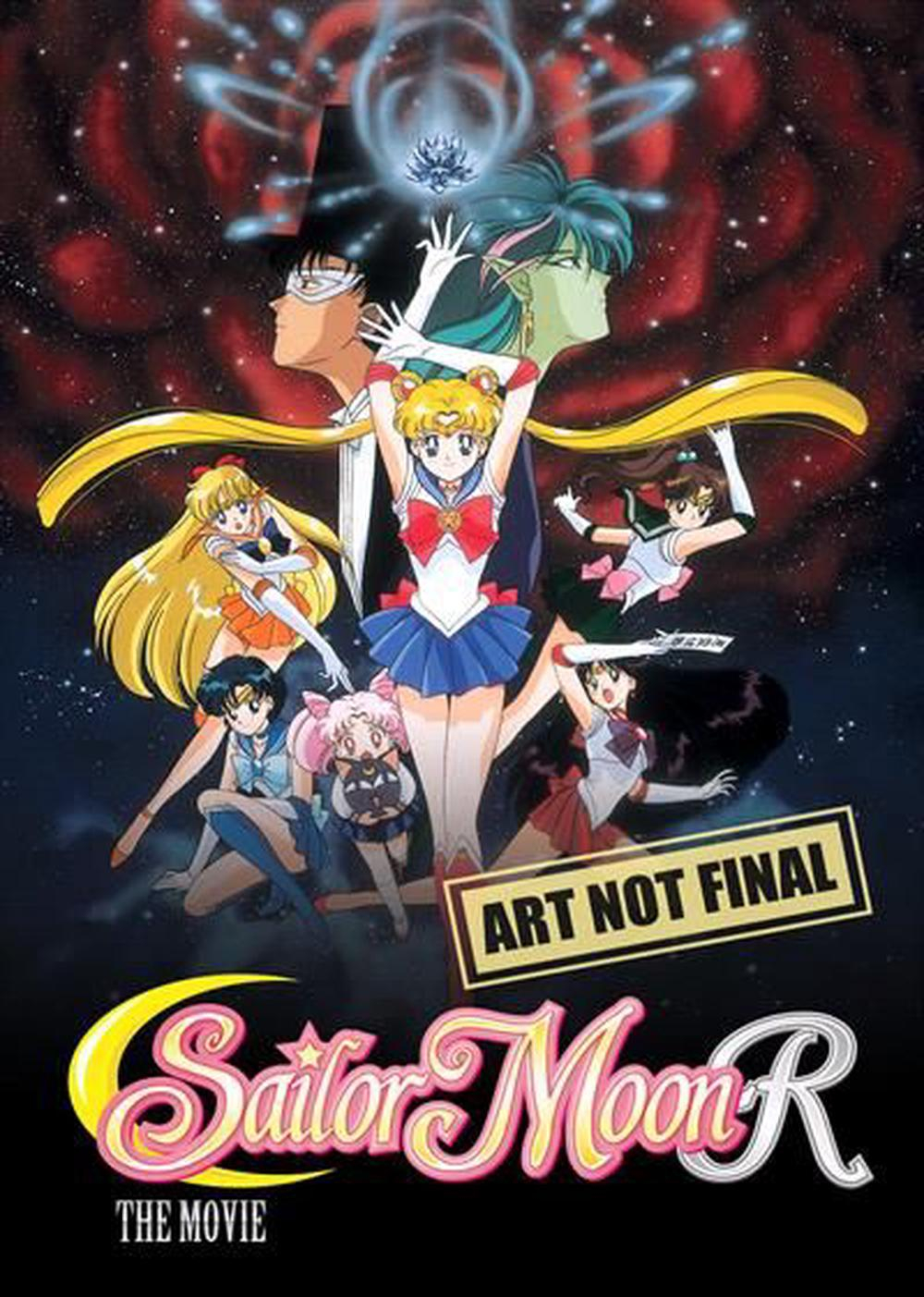Sailor Moon R - Movie, The