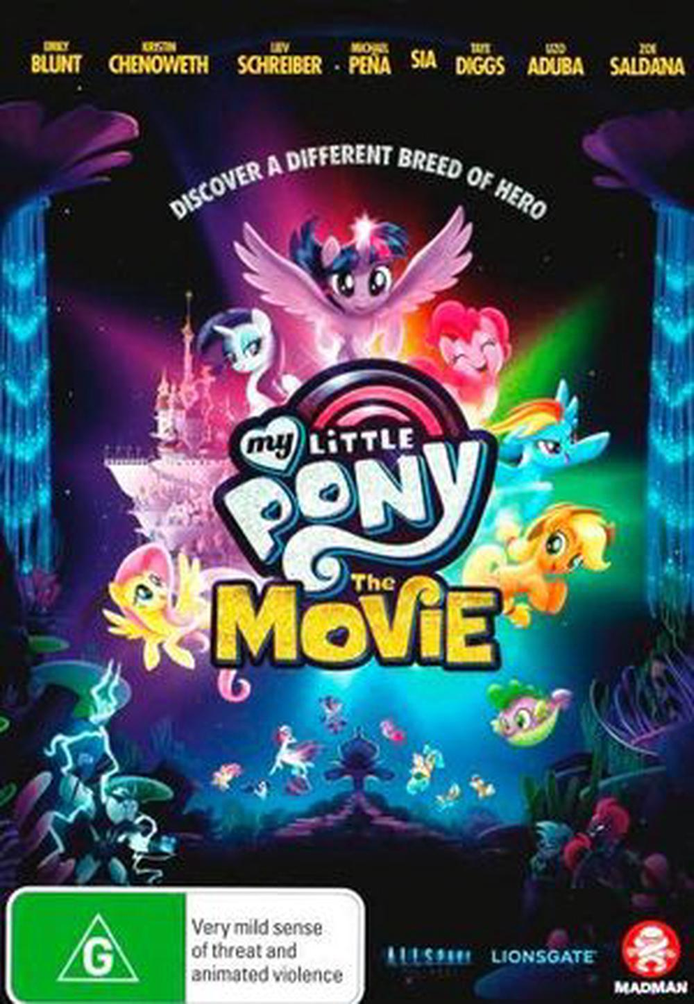My Little Pony - Movie, The