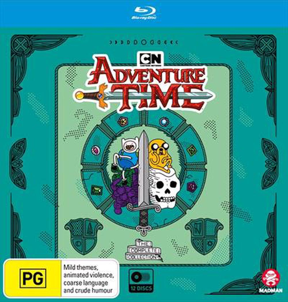 Adventure Time | Complete Collection : Fatpack