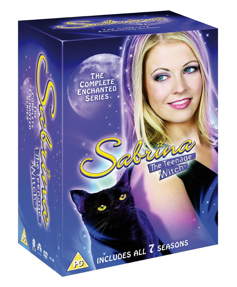 Sabrina The Teenage Witch: Complete Series