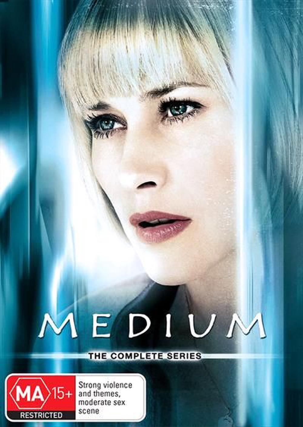 Medium : Season 1-7 | Boxset