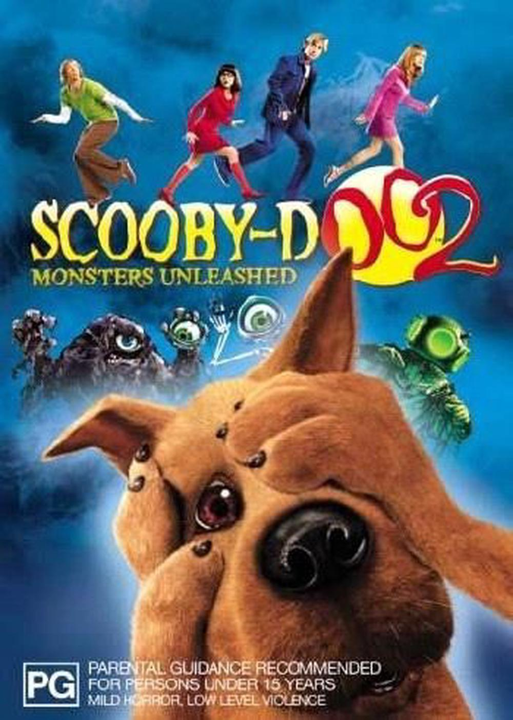 Scooby Doo 2 Monsters Unleashed Dvd Buy Online At The Nile
