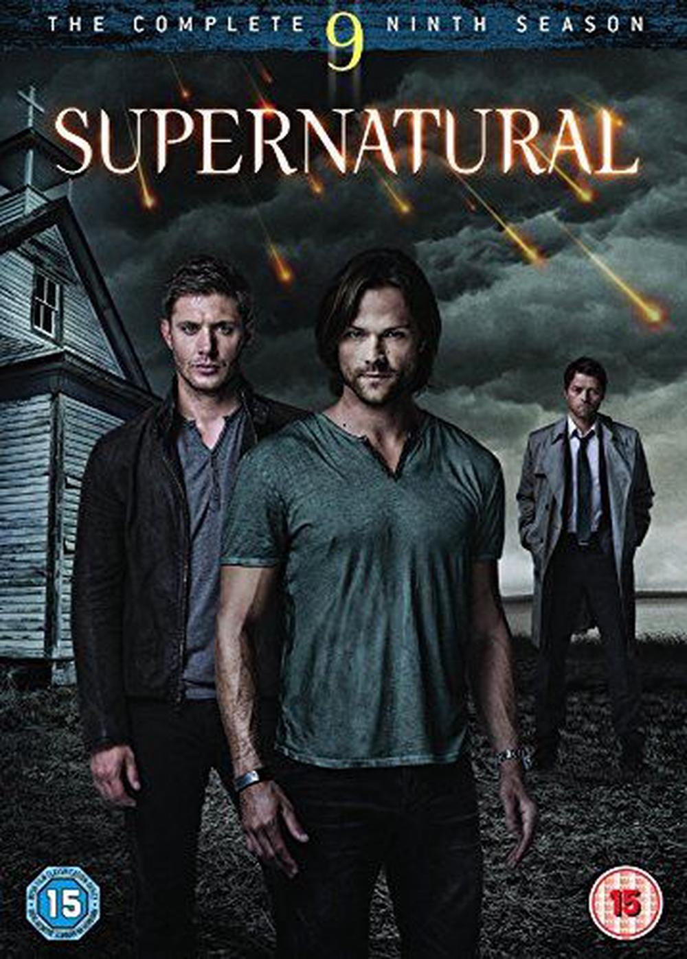 Supernatural : Season 9