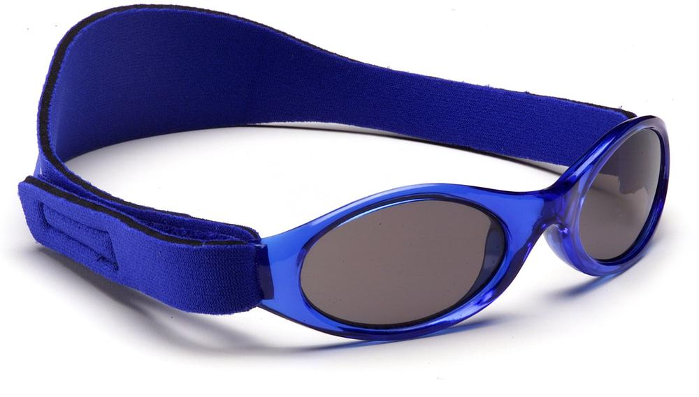 Banz Carewear Adventure Baby Banz Sunglasses (Blue) - 2-24 Months