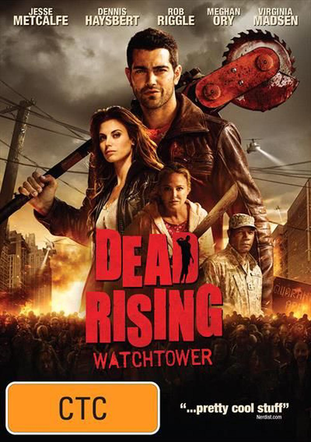 Dead Rising Watchtower Dvd Buy Online At The Nile