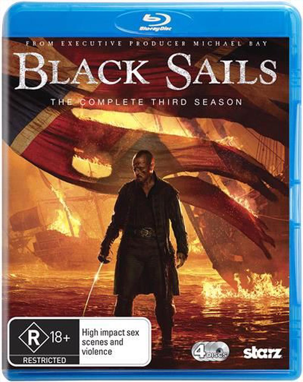 Black Sails : Season 3