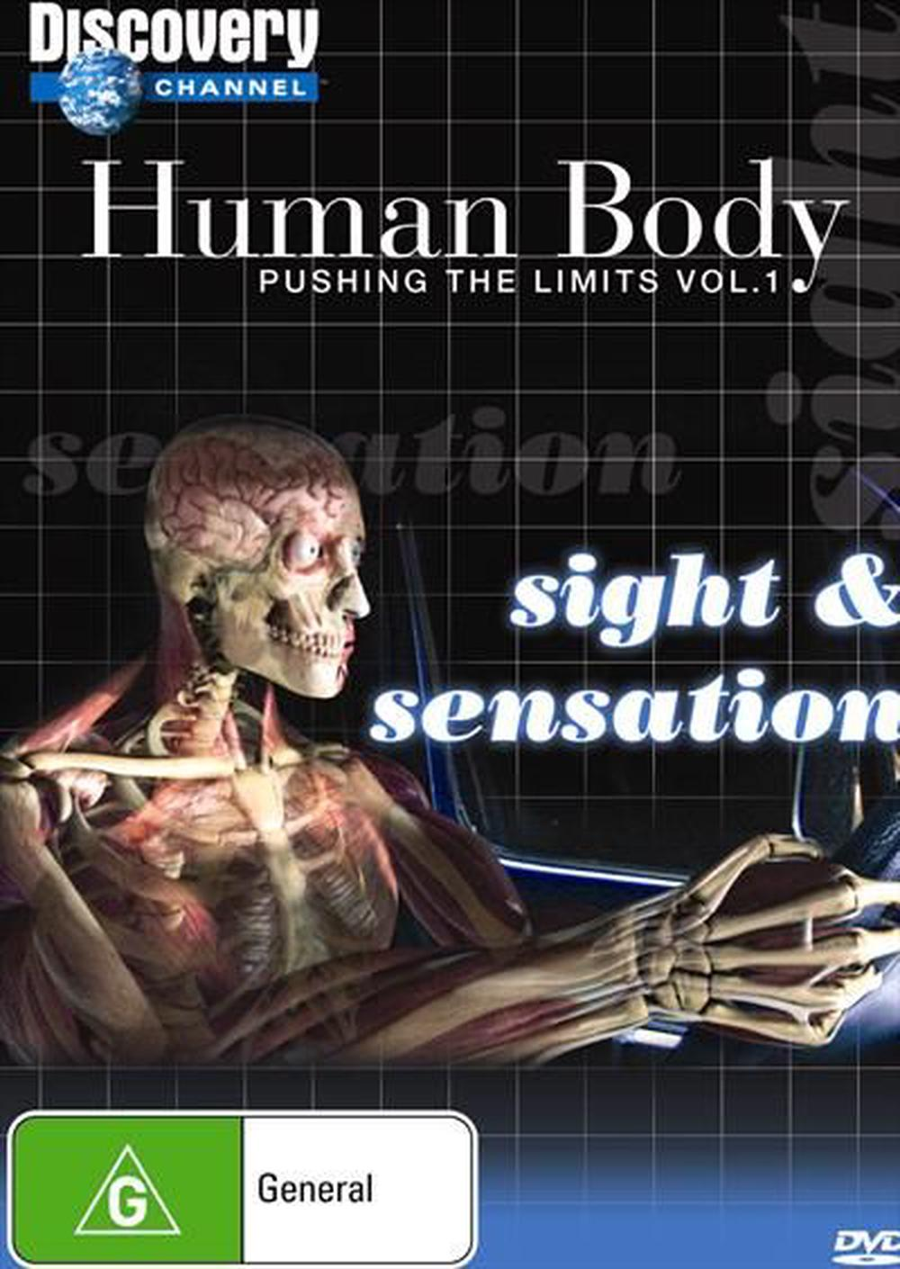 Human Body: Pushing the Limits - Sight and Sensation