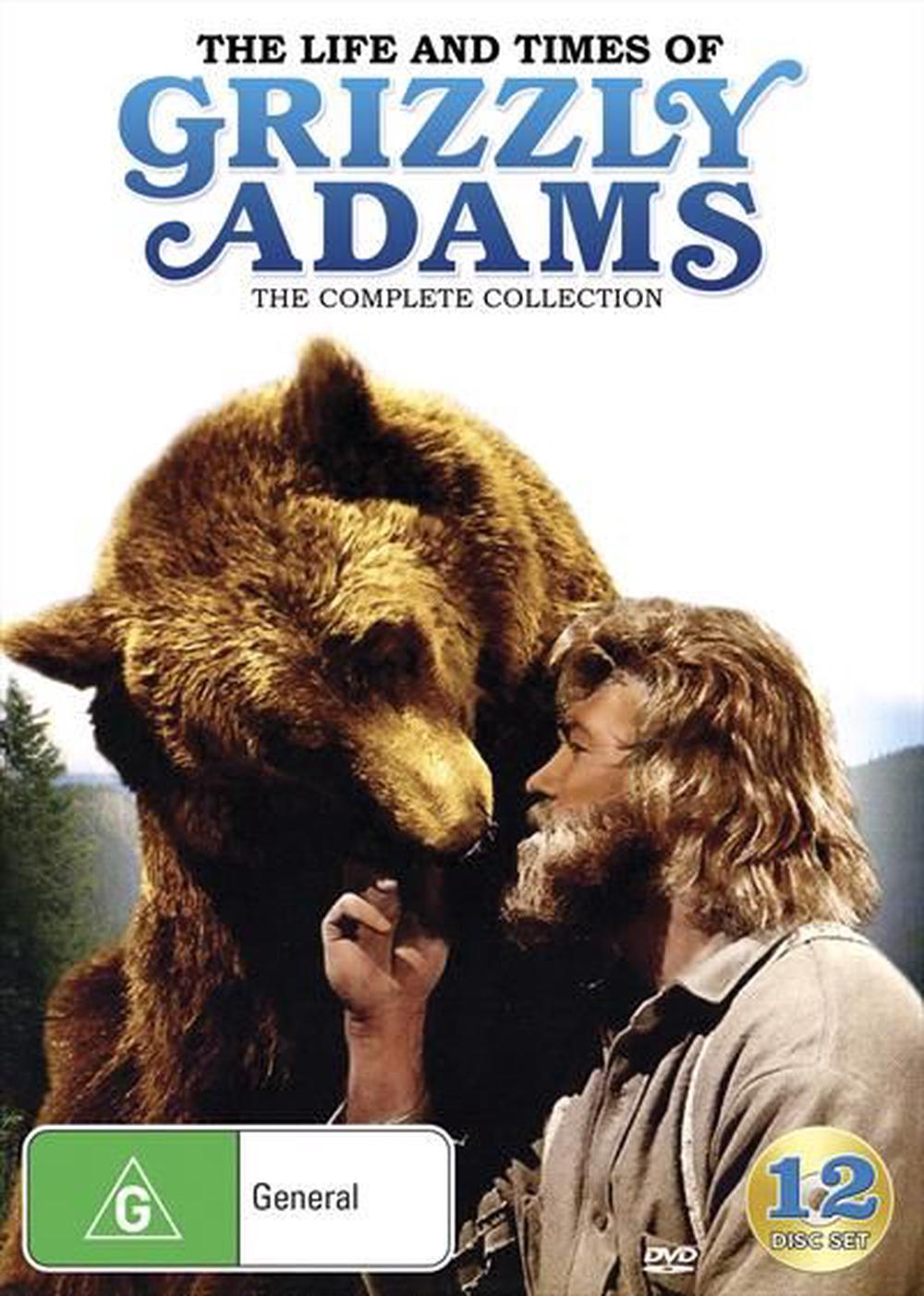 b6e4a4d88b517 Life And Times Of Grizzly Adams