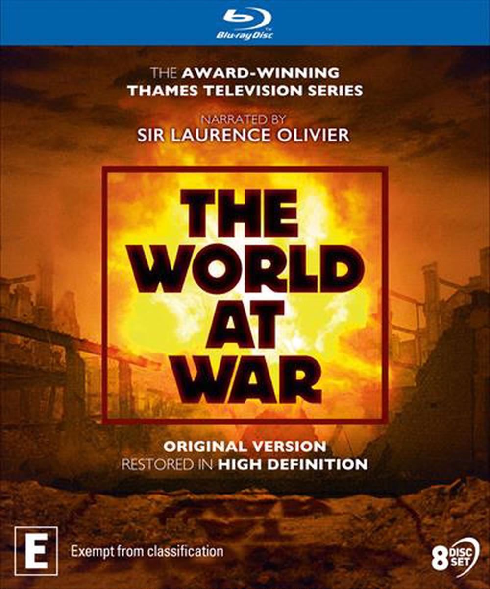 The World At War | Ultimate Restored Edition