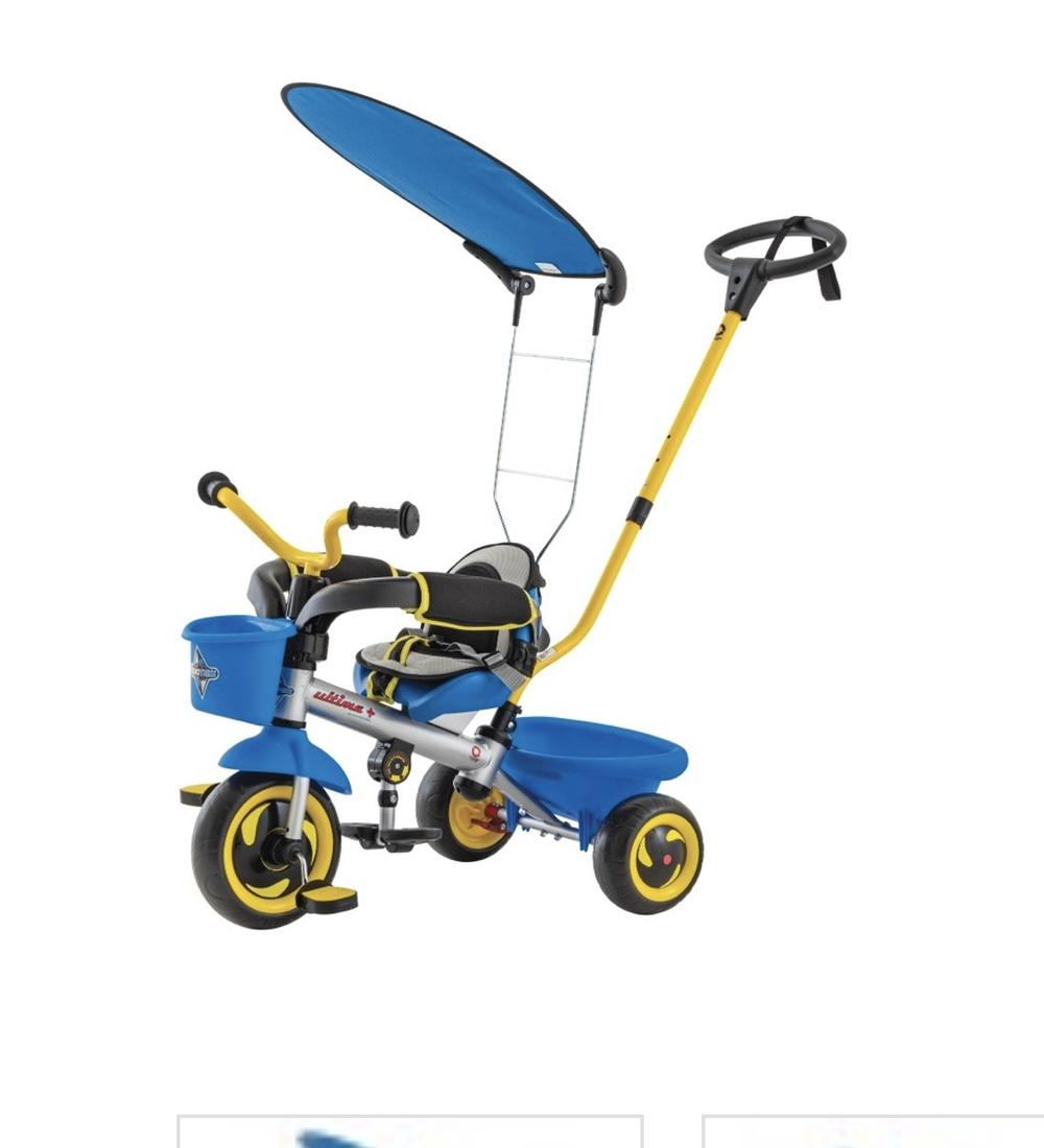 Eurotrike Ultima Canopy Plus (Blue)