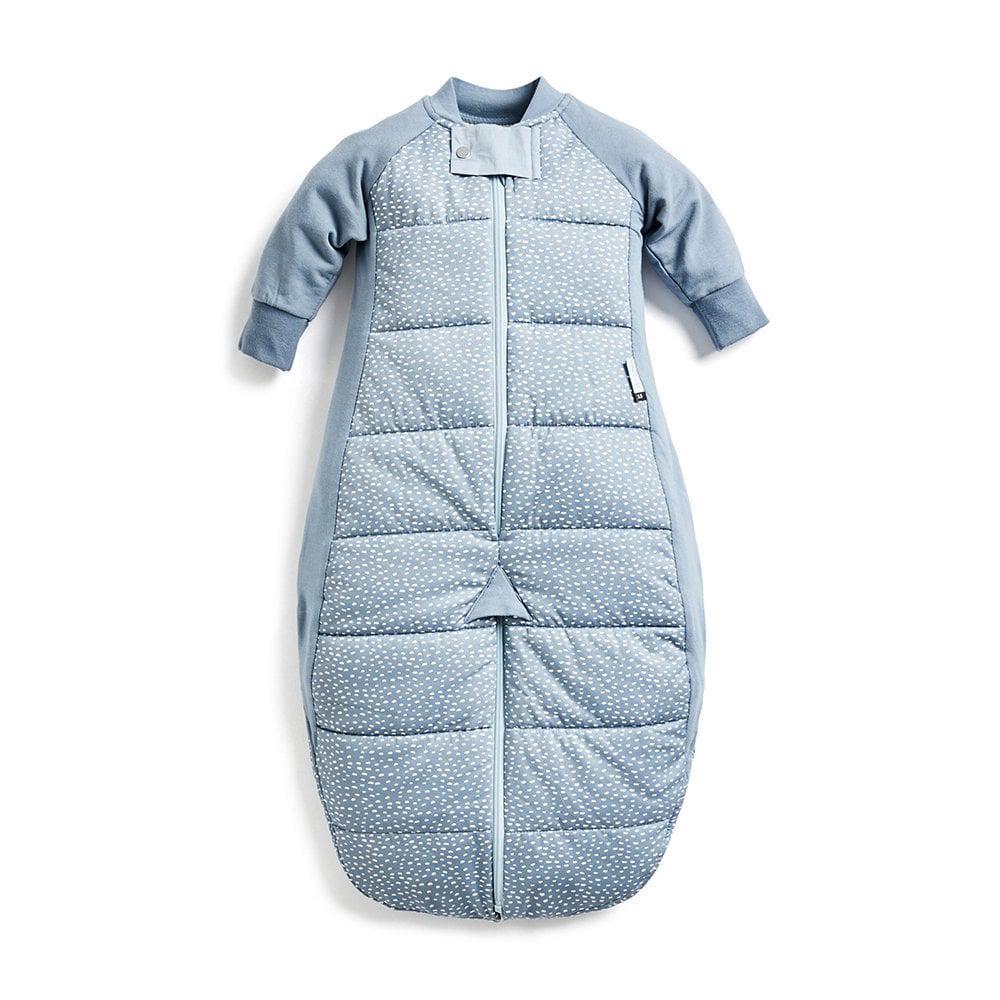 ergoPouch Sleep Suit Bag, 2.5 Tog (Pebble) - 2-12 Months