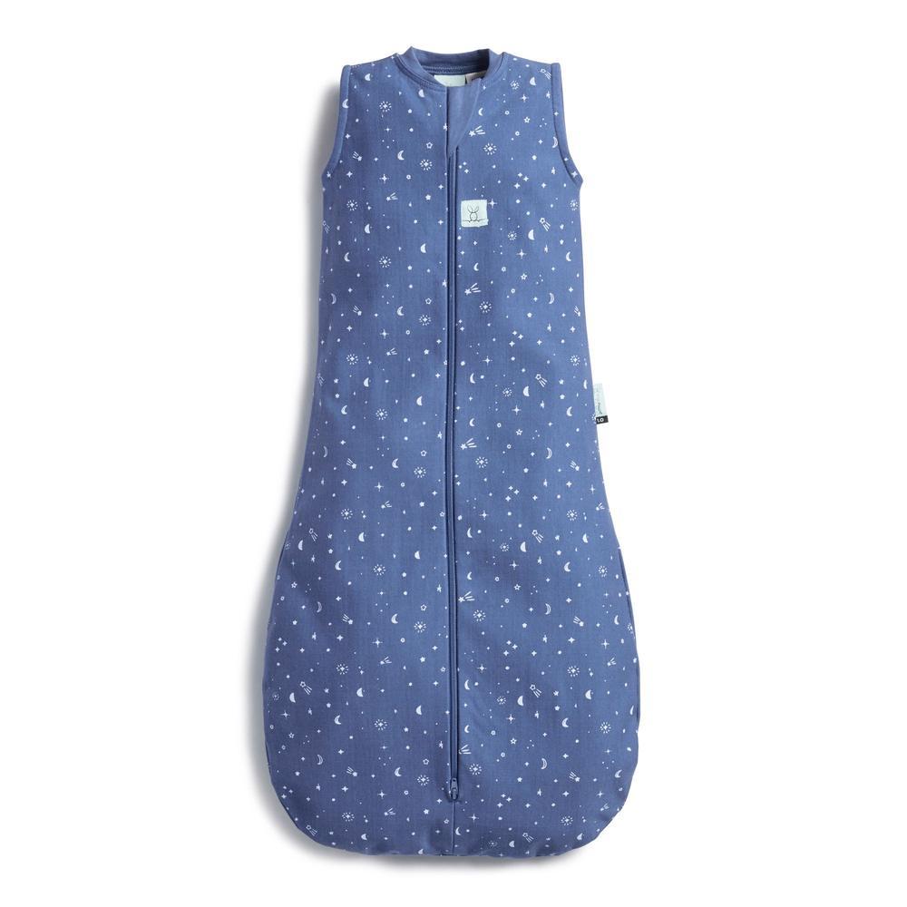 ergoPouch Jersey Sleeping Bag, Tog 1.0 (Night Sky) - 3-12 Months