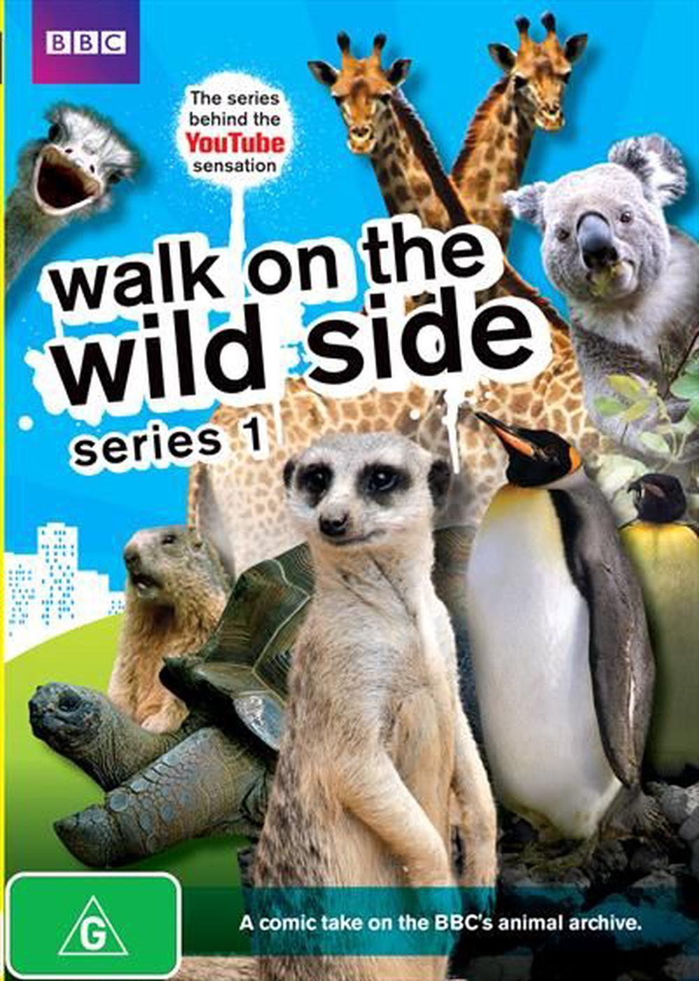 Walk On The Wild Side : Series 1, DVD | Buy online at The Nile