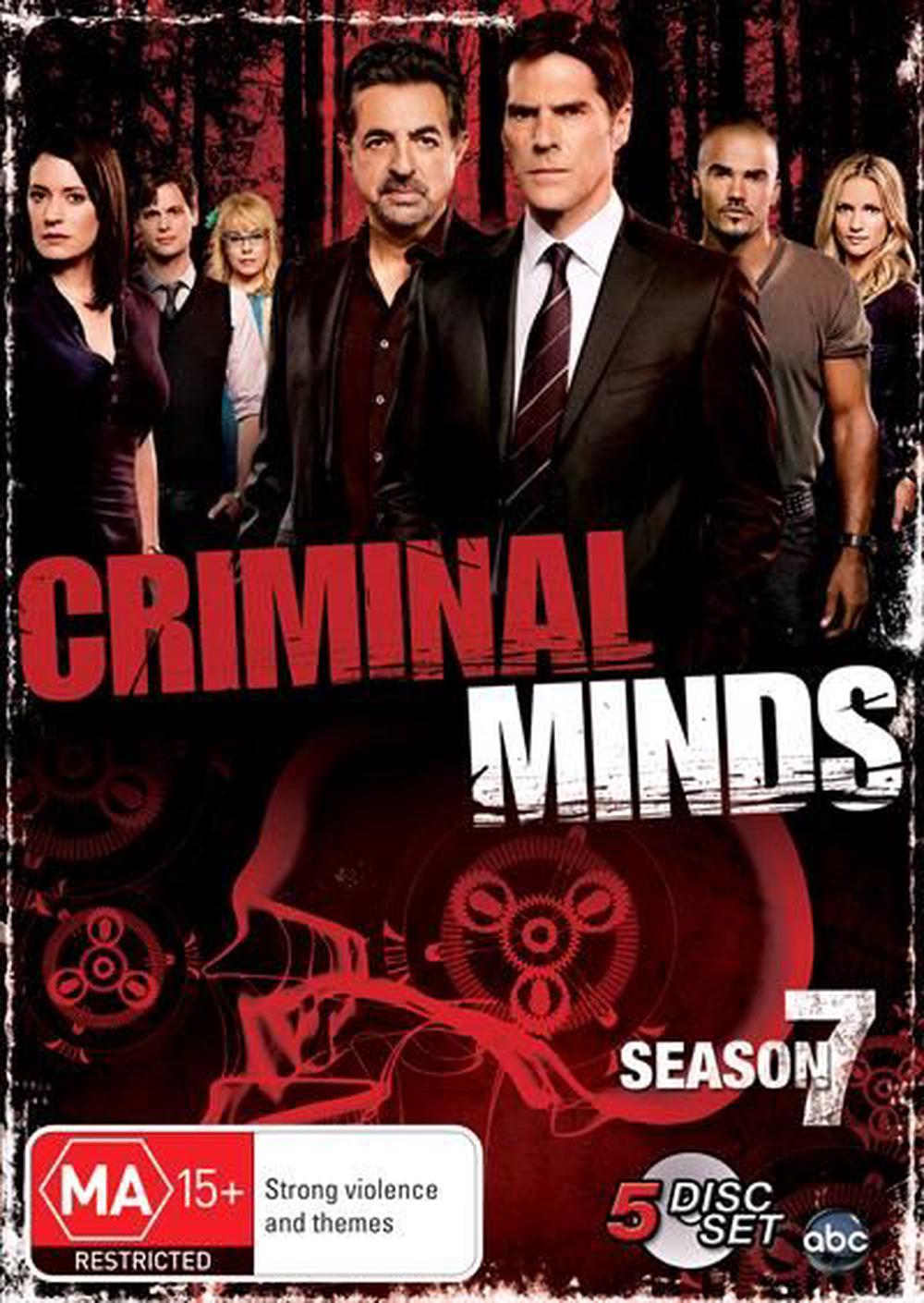 Criminal Minds : Season 7