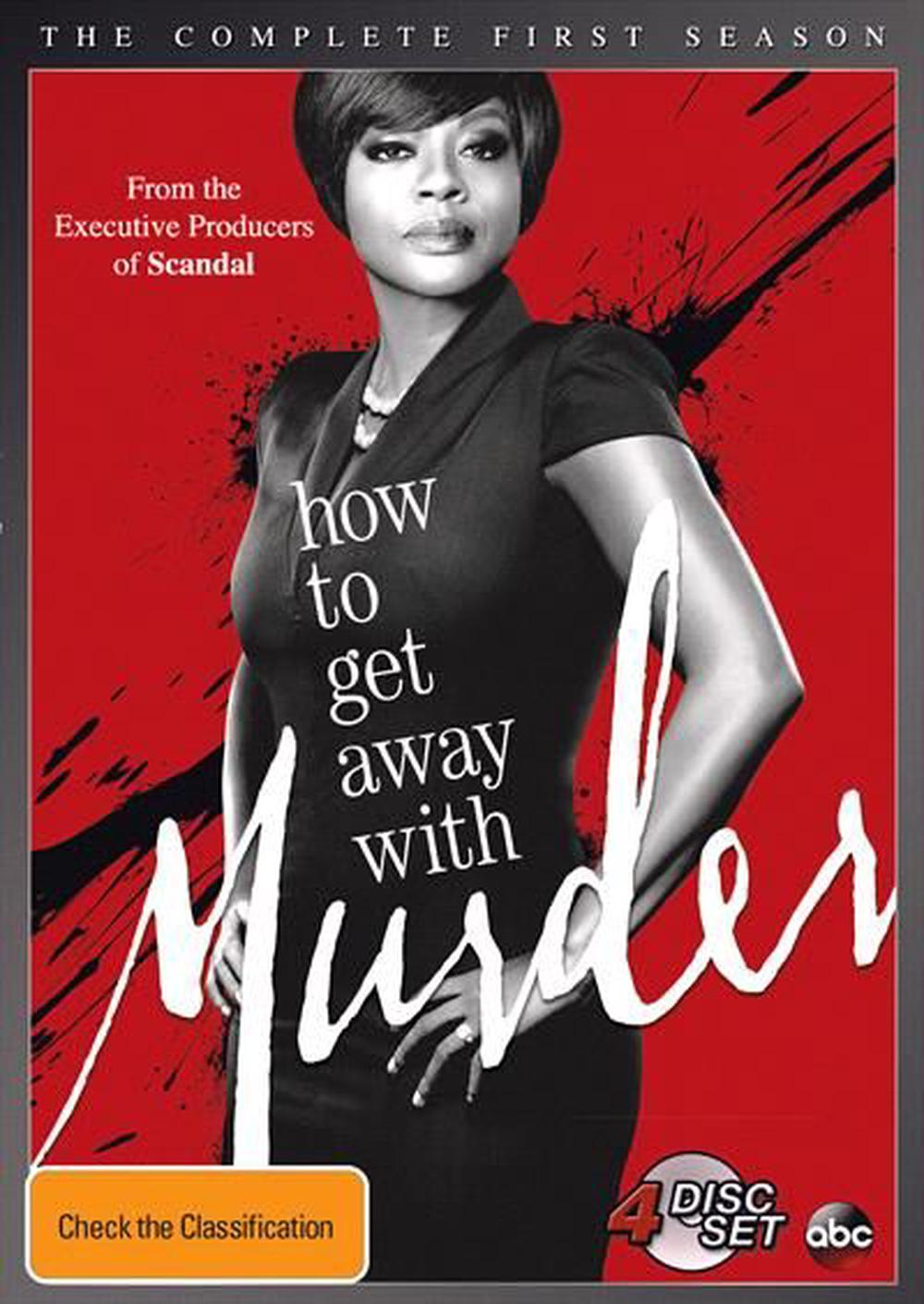How To Get Away With Murder : Season 1