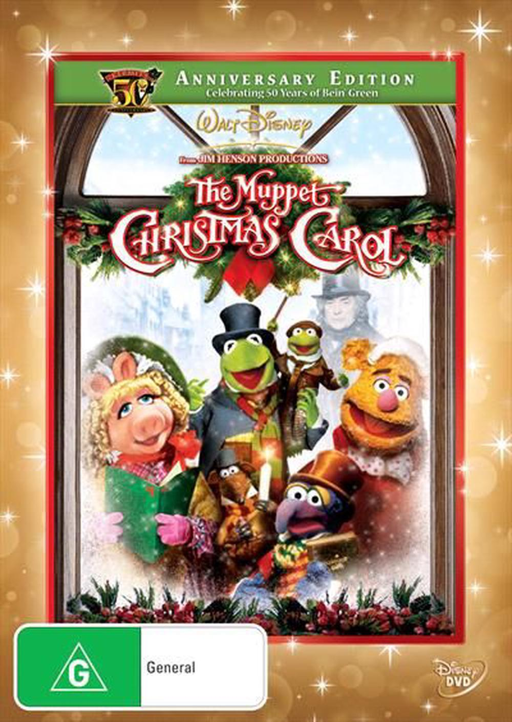 The Muppet Christmas Carol.The Muppet Christmas Carol 50th Anniversary Edition