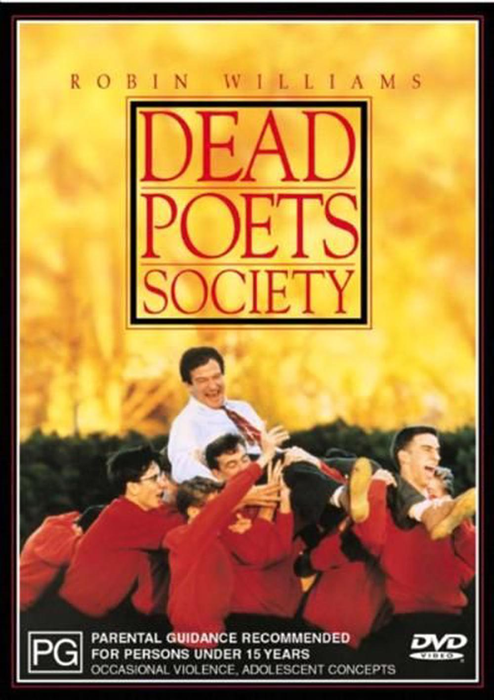 Dead Poets Society (special Edition), DVD | Buy online at The Nile