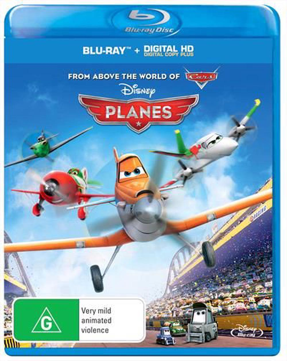 Planes | Blu-Ray & Digital Copy