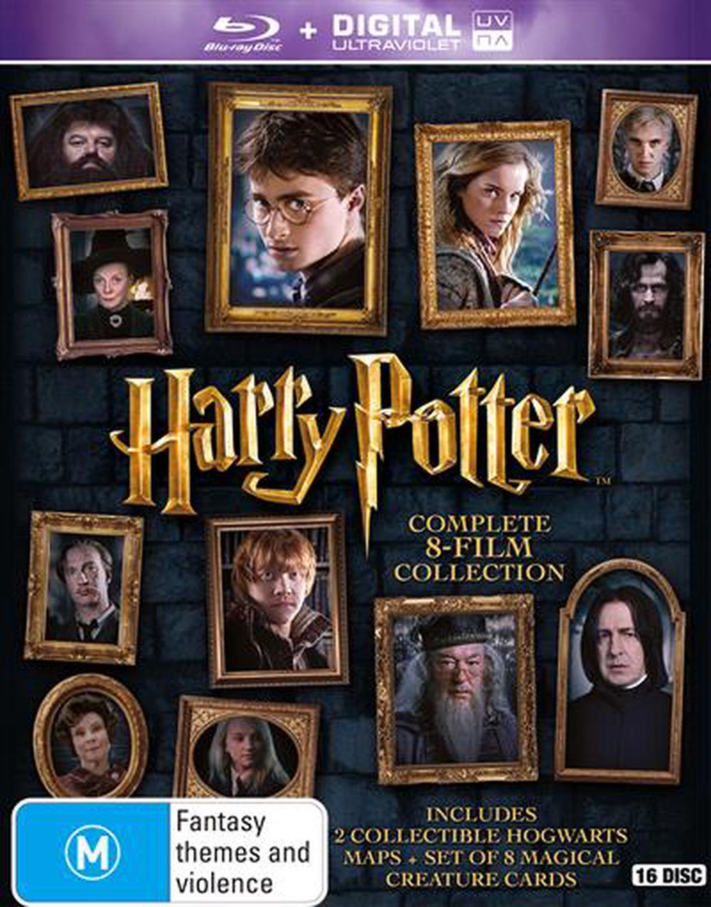 Harry Potter : Limited Edition | Collection : 8 Film