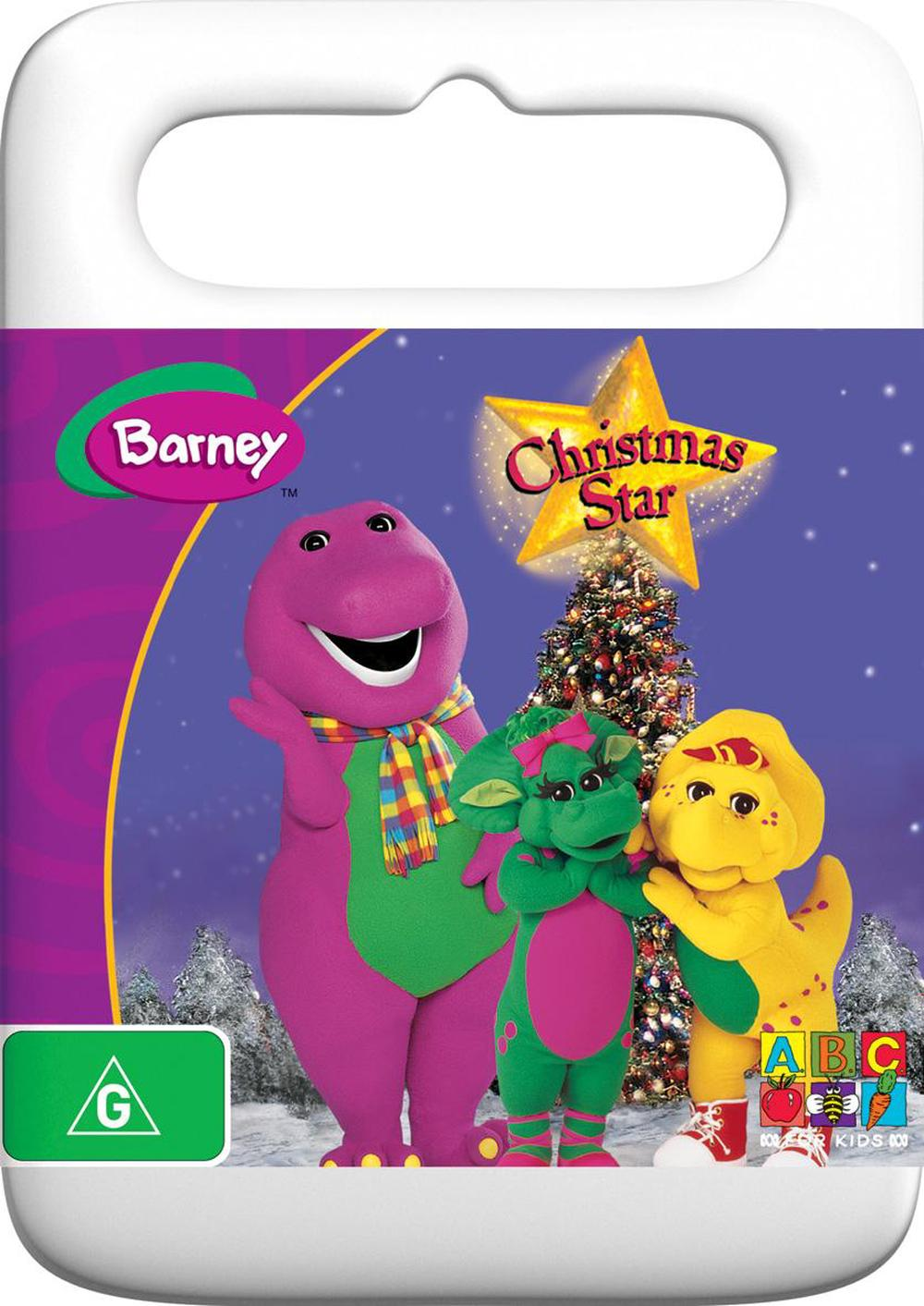 Barney: Xmas Star HB, DVD | Buy online at The Nile