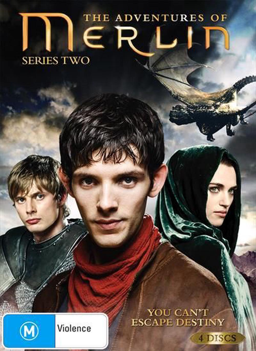29a52c02b9f The Adventures of Merlin  Series 2
