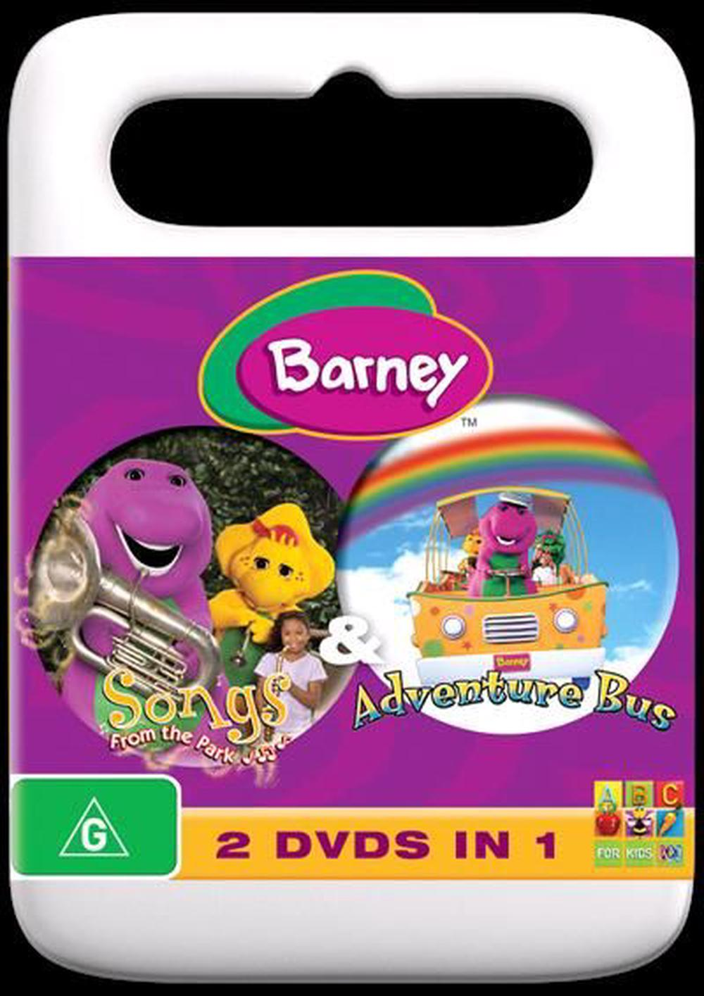 Barney:songs from the Park/adventure Bus, DVD | Buy online at The Nile