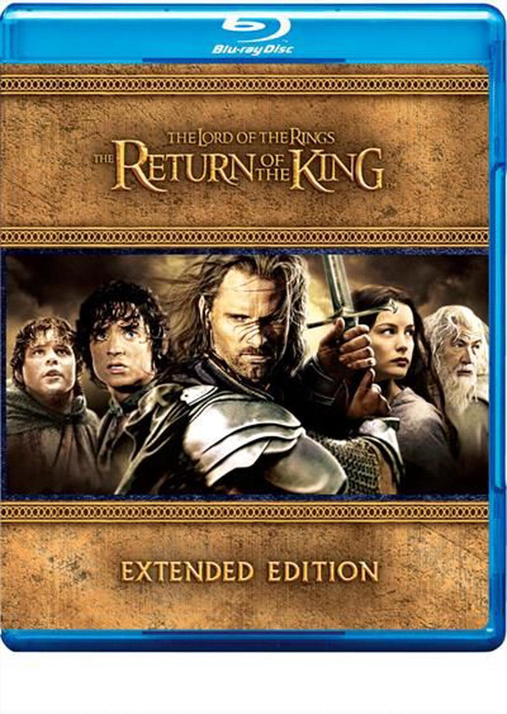 Amazon. Com: the lord of the rings: the return of the king (2-disc.