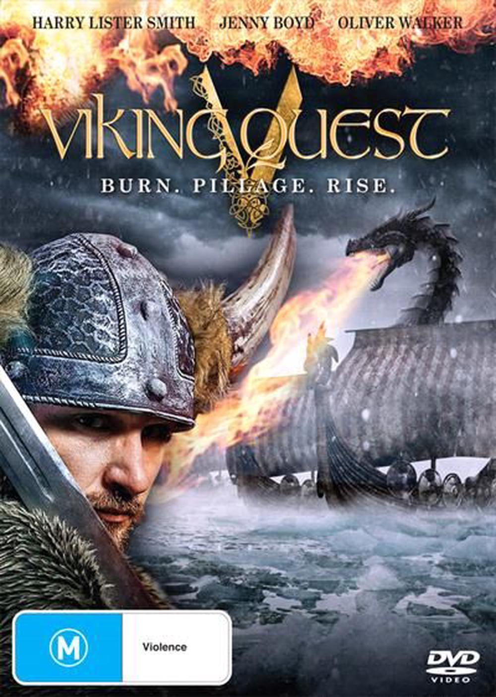 Viking Quest, DVD | Buy online at The Nile